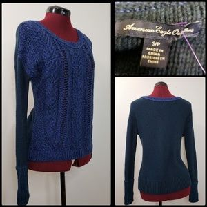 American Eagle Outfitters woman knitted sweater